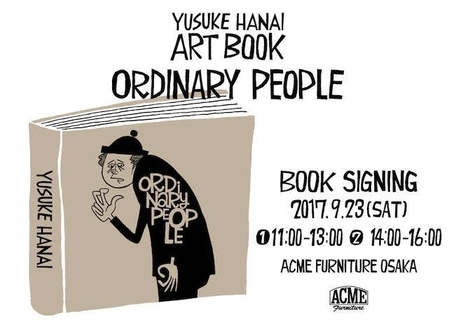 ORDINARY PEOPLE BOOK SIGNING