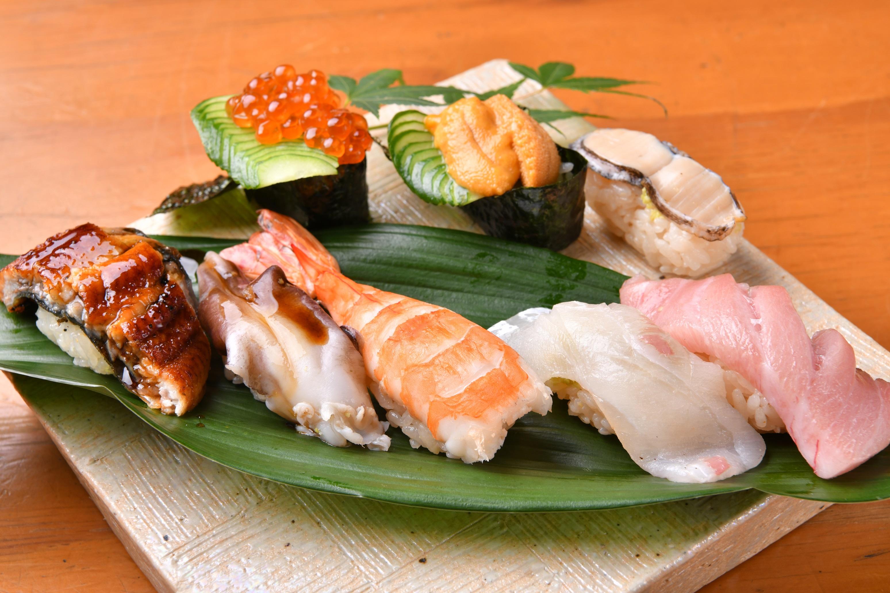 大衆寿司 豊洲>